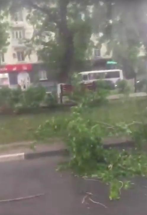 Стихия продолжает буйствовать в Ульяновске. ульяновск онлайн ульяновск сегодня улпресса улновости 73онлайн лайф73 life73