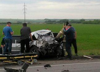 Смертельная авария в Цильнинском районе: три человека погибли.