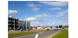 На проспекте Столыпина в Заволжье пропало 25 ливневых решеток новости Ульяновска Ульяновск онлайн лайф73 новости сегодня ливневки забитые ульяновск,