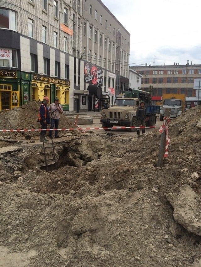 Жители Ульяновска жалуются на несвоевременное завершение ремонтных работ!