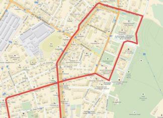 27 мая движение по центральным улицам города перекроют из-за велопарада