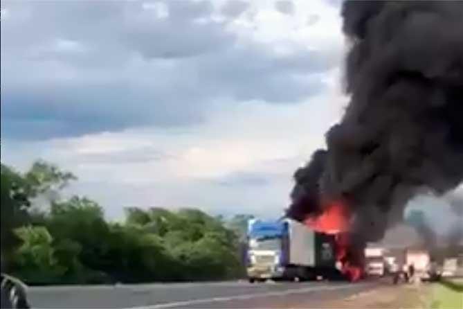 Ульяновская пара сгорела в ДТП под Сызранью дтп, сгорели, пожар, погибли, семья