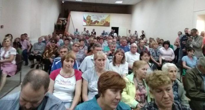 Подкуровцы требуют от губернатора Морозова поставить точку в строительстве китайского цемзавода «Аньхуй Конч»