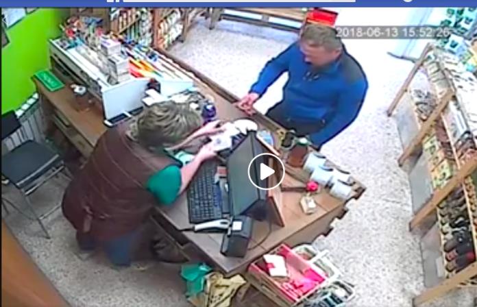 Основатель сети «Зеленая Улица» Валентин ГЛУХОВ просит помочь в поиске преступника. Из кассы средь бела дня «увели» 4 тыс руб