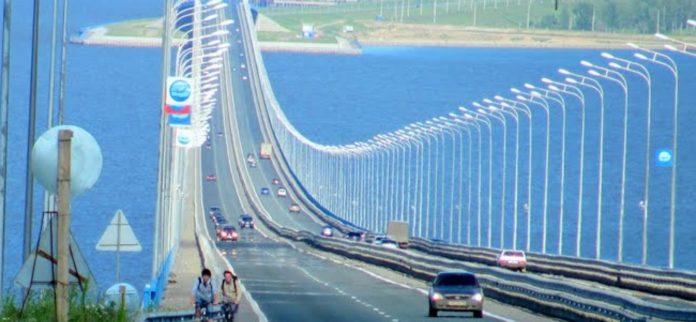 Президентский мост передадут федералам Ульяновск ,Ульяновские дороги, Ульяновский бюджет,