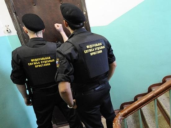 Мужчина угрожал натравить собаку на судебных приставов и наехал на них на автомобиле Ульяновск, криминал Ульяновск, засвияжский район