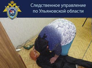Мать задушила сына веревкой. Фото