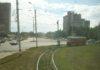 На Пушкарёвском кольце поменяют рельсы, трамваи пойдут через Октябрьскую