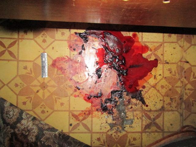 Житель села Архангельское ударил в шею ножом и добил свою сожительницу. Фото
