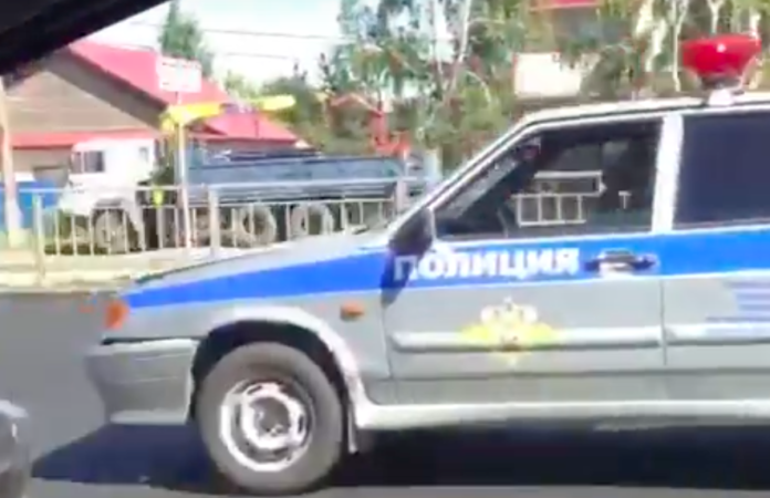 дтп с участием инспекторов ДПС Ульяновск