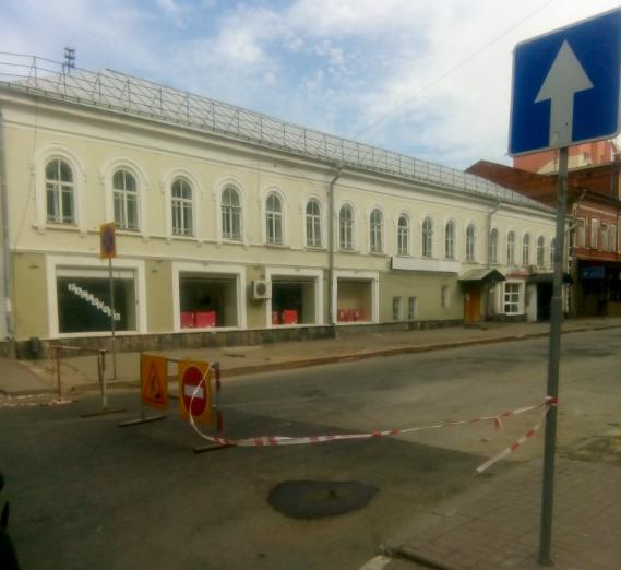Улицу Федерации опять закрыли из-за ремонта на сетях