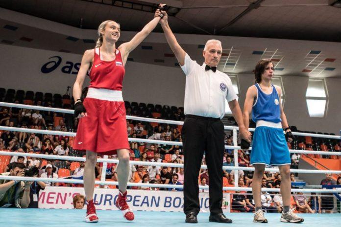 23-летняя спортсменка из Димитровграда Светлана Солуянова стала чемпионкой Европы по боксу. Димитровград,ульяновск, чемпионка мира