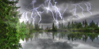 iГроза и сильный ветер. МЧС предупреждает ульяновцев о непогоде 20 июня 2018 года
