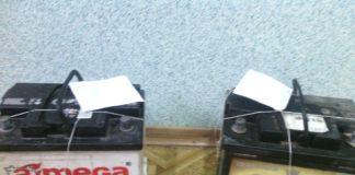 В Левобережье Ульяновска вскрывали автомобили.Кража ульяновск аккумуляторов,кража ульяновск новости ульяновска,ульяновск сегодня,проишествие ульяновск,чп ульяновск,