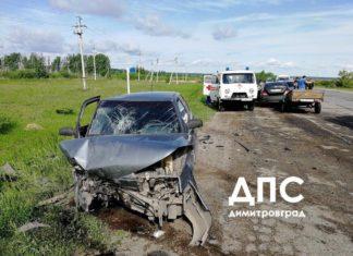 На трассе «Самара-Ульяновск» столкнулись две легковушки. Есть пострадавшие ДТП ульяновск,трасса Самара ульяновск,дтп ульяновск,дтп самара,