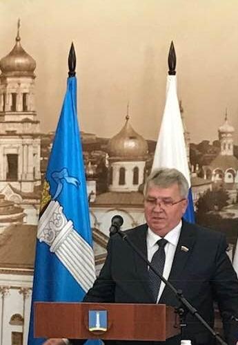 Новым главой Ульяновска единодушно избран Сергей Панчин комедия администрации ульяновска,ульяновск коррупция,