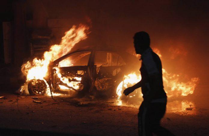Ульяновский предприниматель поджигал машины обидчиков