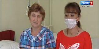 Ульяновская мать отдала свою почку дочери
