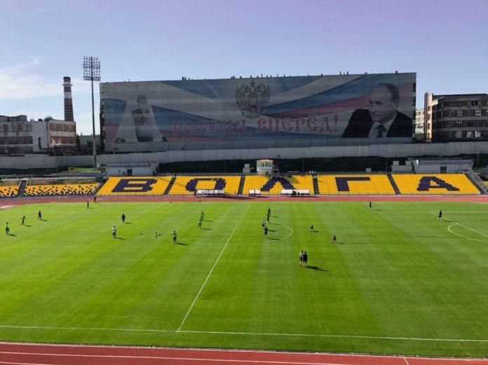 В Ульяновске стадиону «Труд» хотят присвоить имя легендарного футболиста