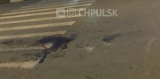 В Ульяновске «гонщик» сбил пешехода и уехал