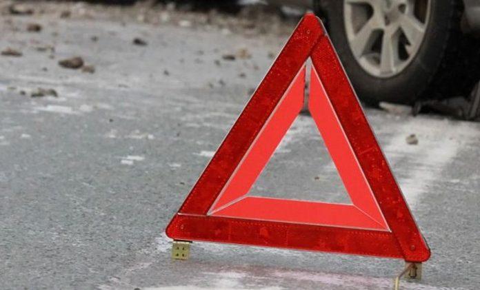 В Ульяновском районе столкнулись фура и легковушка