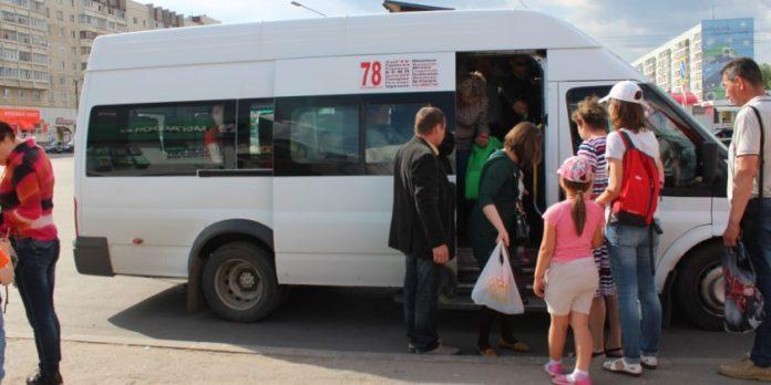 Ульяновцы жалуются на состояние маршрутных такси