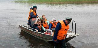 Четверо отдыхающих из Ульяновска застряли на Пальцинском острове
