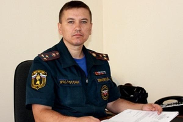 На замначальника управления МЧС Ульяновской области возбудили уголовное дело