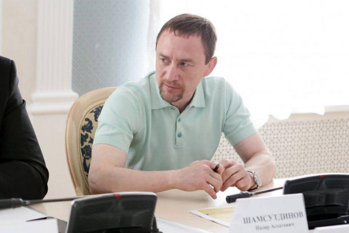 В Ульяновской области новый министр спорта