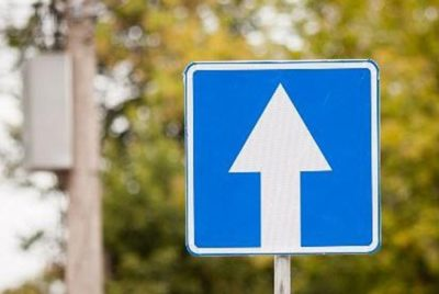 Вниманию водителей: с сегодняшнего дня на двух улицах Ульяновска вводят одностороннее движение