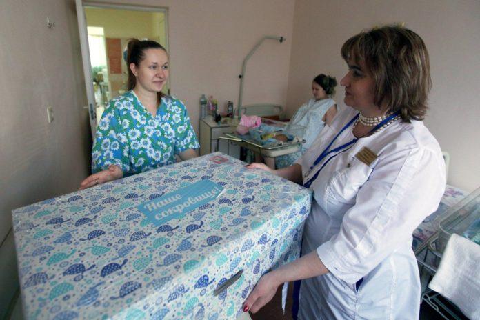 Ульяновские мамочки будут получать бесплатные ползунки