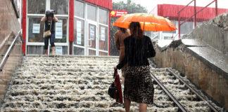 Скоро Ульяновск накроет ливень и град