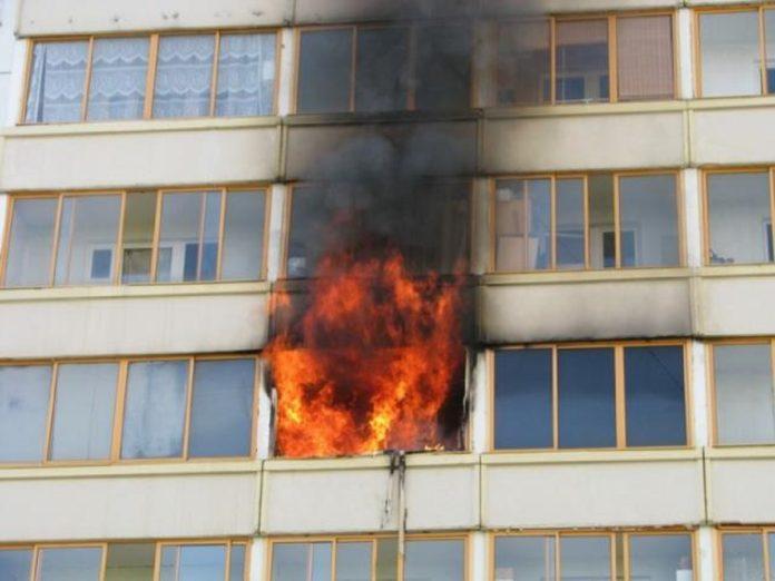 Ульяновские пожарные спасли от смерти 54-летнего мужчину