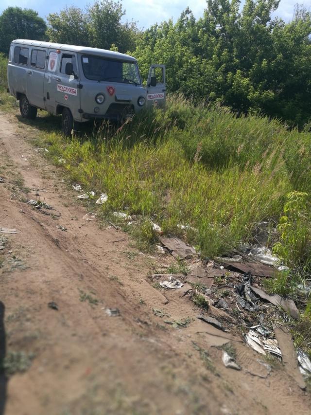 Труп мужчины обнаружили в Ульяновске