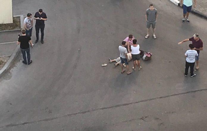 Ульяновский водитель сбил двух женщин и уехал