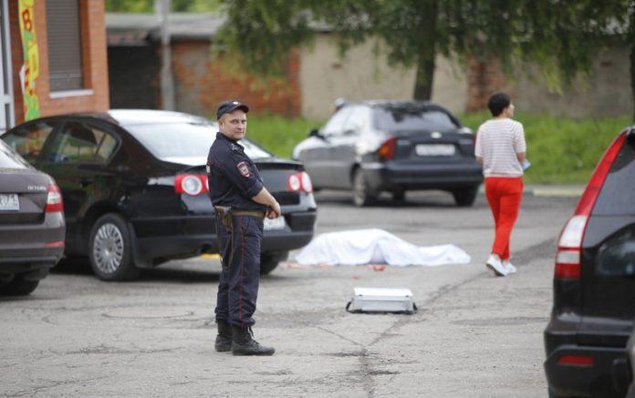 В Ульяновске пенсионерка разбилась насмерть, упав с 6 этажа