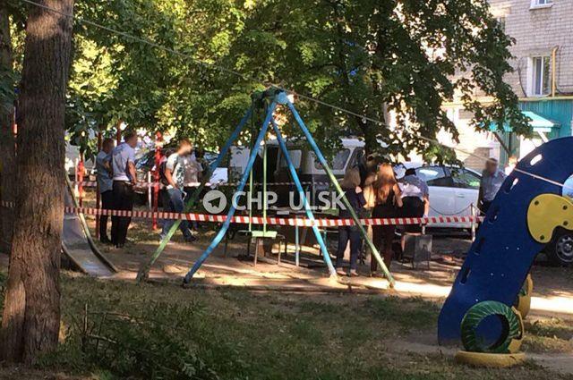 В Ульяновске на улице Хрустальной обнаружили труп