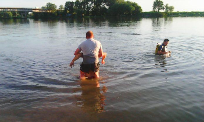 Сегодня в Ульяновске утонул человек