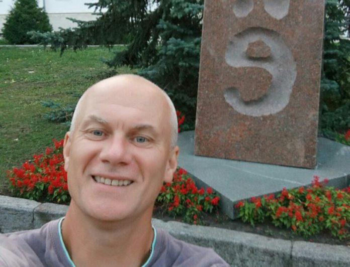 Калининградец, идущий пешком вдоль Волги, дошел до Ульяновска