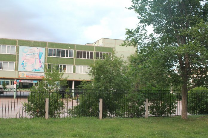 Школа №72 принята к новому учебному году. Директор Людмила Шишкина госпитализирована с гипертоническим кризом