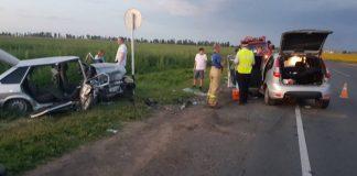 Жестокое ДТП под Ульяновском: есть погибшие