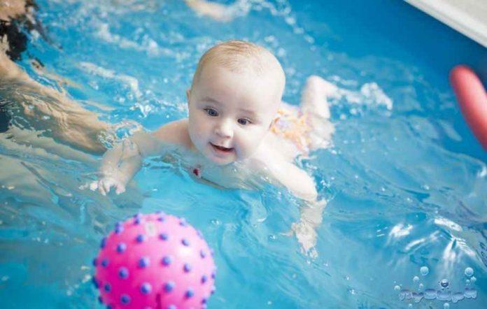 Ульяновских малышей приглашают на чемпионат по грудничковому плаванию