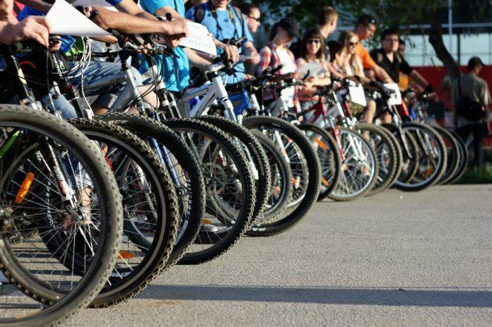 Завтра вечером из-за велофестиваля перекроют центр Ульяновска