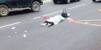 За сутки в Ульяновской области сбили сразу двух женщин