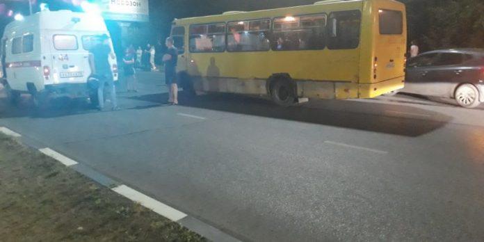 В Ульяновске водитель автобуса сбил женщину