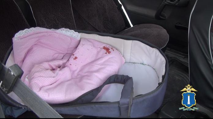 В ДТП у Кротовки погиб грудной ребенок. Фото