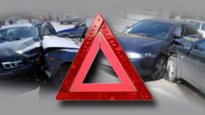 Иномарка протаранила «Оку», женщина-водитель погибла на месте