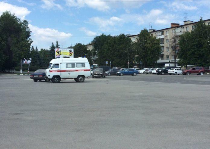 В Ульяновске ВАЗ влетел в машину скорой помощи