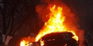 В Ульяновске горел «Донг Фенг»