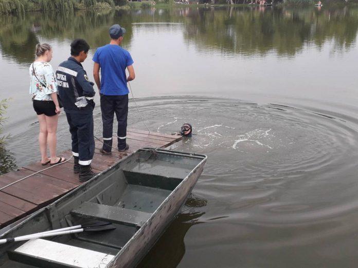 Ульяновские водолазы ищут утонувшего 15-летнего школьник